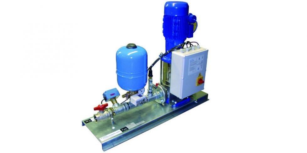 residential riser range / booster pump sets