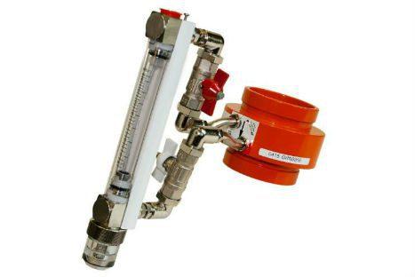 flow meter slide