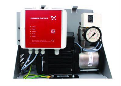 grundfos residential booster pump