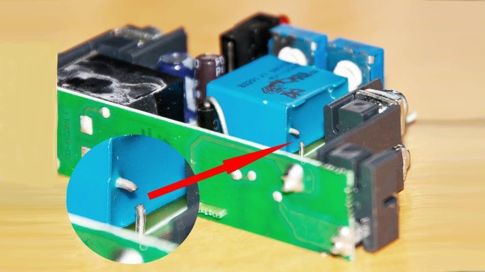 compressor vibration control